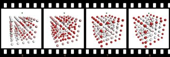 moviestrip of the LED Cube Modeller; click for a larger version (103 kB).