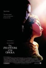Poster zum Film The Phantom of the Opera